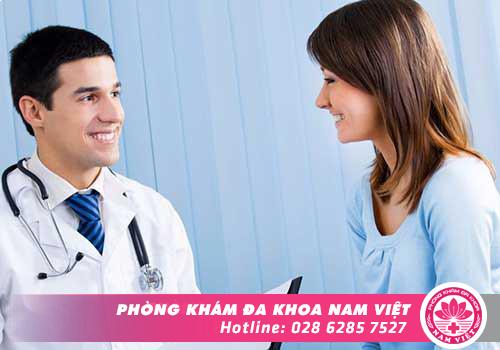 Địa chỉ chữa viêm lộ tuyến cổ tử cung hiệu quả tại TP.HCM