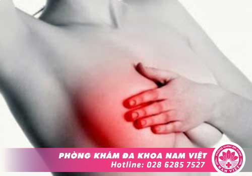 Nguyên nhân và biểu hiện của bệnh viêm tuyến vú