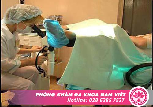 Hút thai dưới sự hỗ trợ của thiết bị nội soi, đảm bảo an toàn cho thai phụ