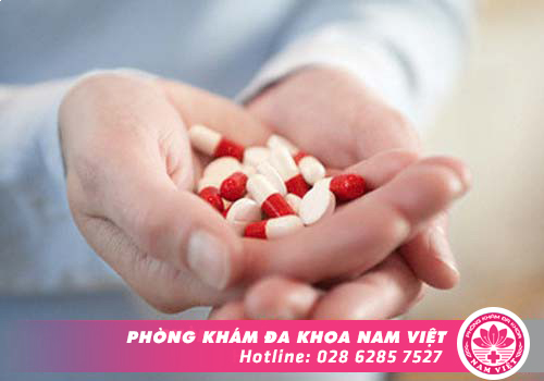 Chỉ nên dùng thuốc khi có chỉ định từ phía bác sĩ để tránh tình trạng lờn thuốc