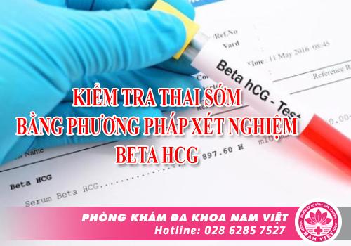 Vì Sao Các Chuyên Gia Sản Phụ Khoa Chọn Kiểm Tra Thai Sớm Bằng Phương Pháp Xét Nghiệm Beta HCG