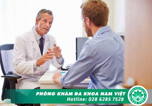 Sức khỏe người bệnh là trách nhiệm của chúng tôi - Phòng khám Đa Khoa Nam Việt