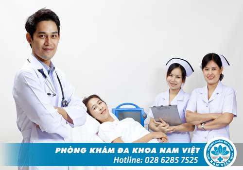 Đội ngũ bác sĩ chuyên khoa giàu kinh nghiệm tại Đa Khoa Nam Việt