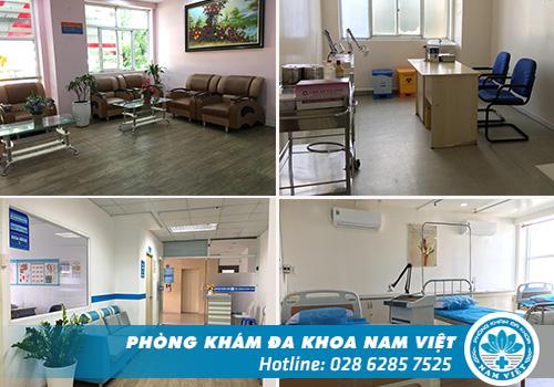 Đa khoa Nam Việt -Nơi điều trị U phì đại tuyến tiền liệt hiệu quả