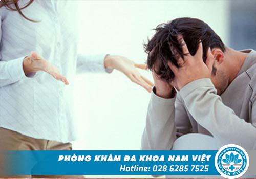 Liệt dương dây ảnh hưởng nghiêm trọng đến sức khỏe và hạnh phúc gia đình