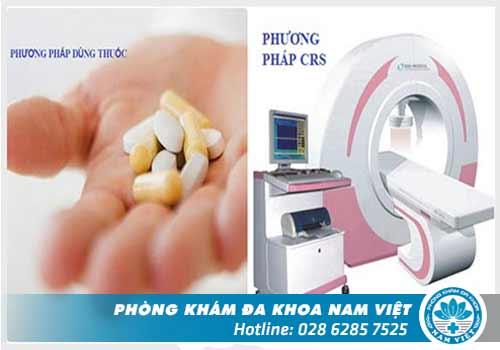 Điều trị bằng phương pháp nội và ngoại khoa