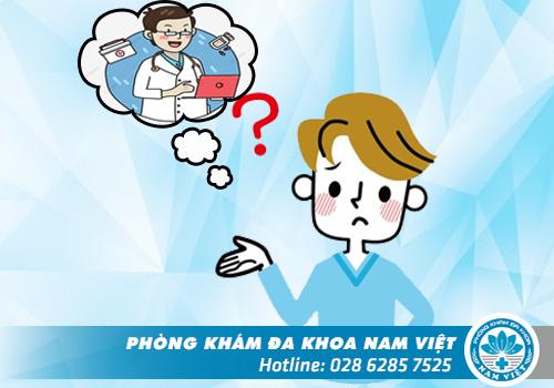 Làm cách nào để chọn được phòng khám nam học uy tín ở Sài Gòn?