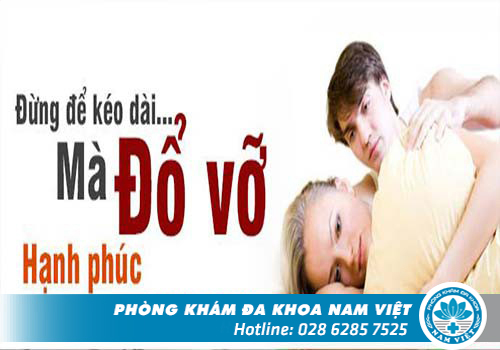 Phẫu thuật điều trị xuất tinh sớm hiệu quả tại PKĐK Nam Việt